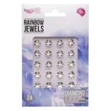 b204ab1b1 Diamanty jedlé priehľadné Rainbow Dust 24 ks